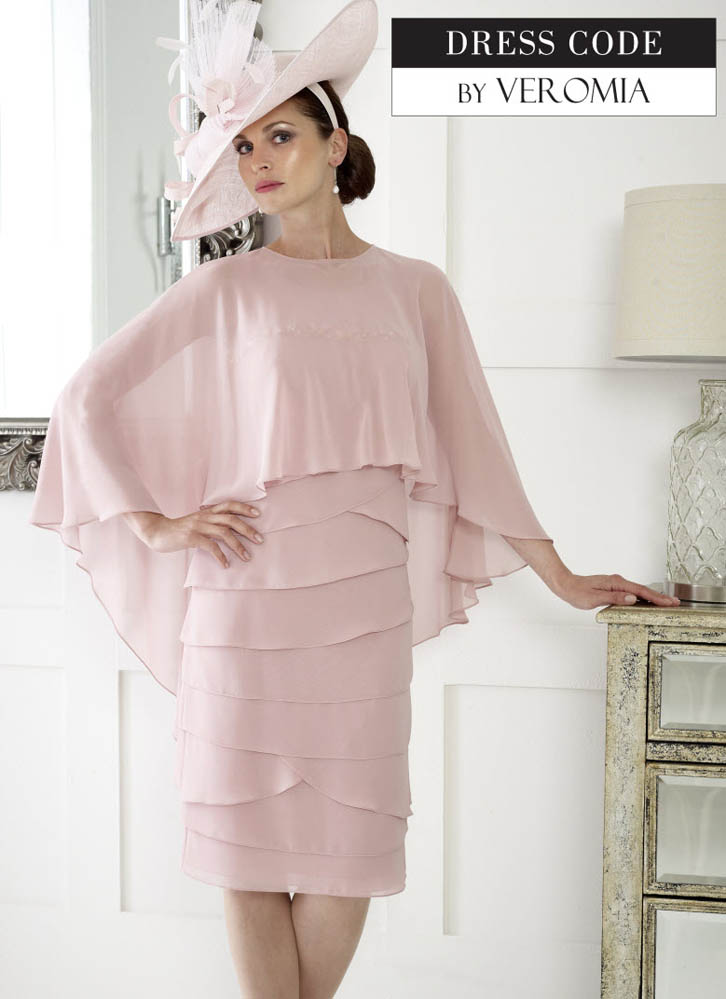 5d31a19eeba83 DressCode-DC177E-Blush-mother-of-the-groom-dress-cape-floaty-tiered-beading